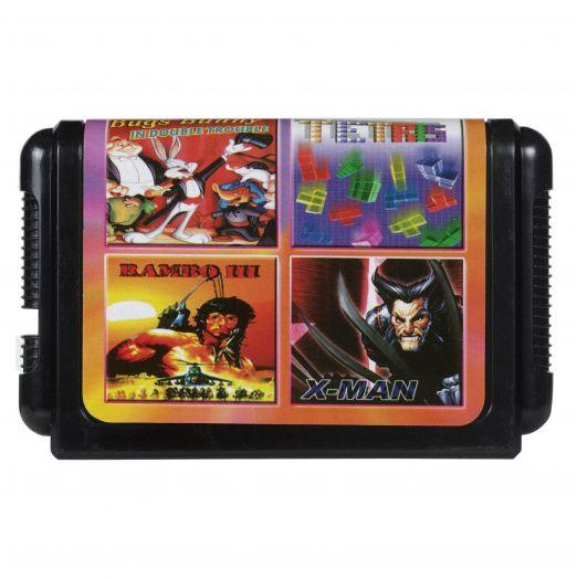 Sega картридж 4 в 1 КС-426