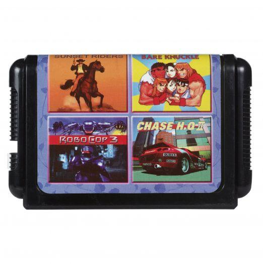 Sega картридж 4 в 1 КС-445