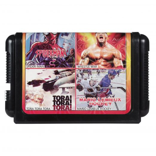 Sega картридж 4 в 1 КС-435А