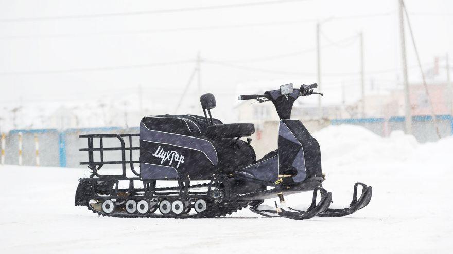 Универсальный лыжный модуль УЛМ-2 (2018) New