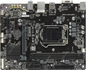 Материнская плата Gigabyte GA-H110M-S2 LGA 1151, mATX, Ret