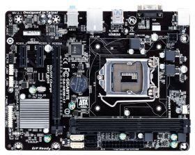 Материнская плата Gigabyte GA-H81M-S1 LGA 1150, mATX, Ret