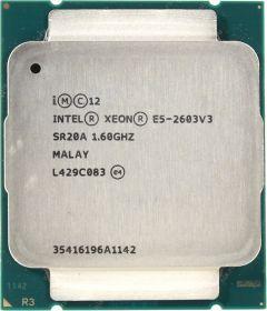 Процессор Intel Xeon E5-2603V3 Haswell-EP (1600MHz, LGA2011-3, L3 15360Kb)