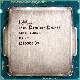Процессор Intel Pentium G3430 Haswell (3300MHz, LGA1150, L3 3072Kb) OEM