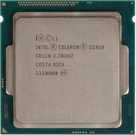 Процессор Intel Celeron G1820 Haswell (2700MHz, LGA1150, L3 2048Kb)