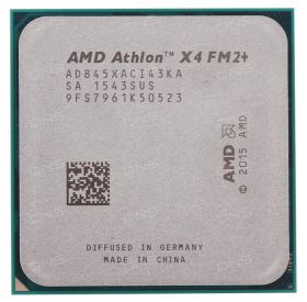Процессор AMD Athlon X4 845 Carrizo (FM2+, L2 2048Kb) BOX