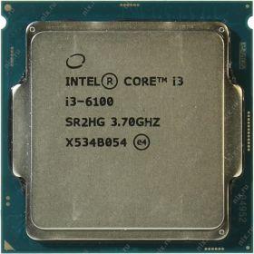 Процессор Intel Core i3-6100 Skylake (3700MHz, LGA1151, L3 3072Kb) OEM