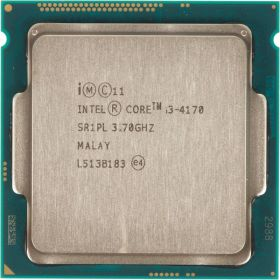 Процессор Intel Core i3-4170 Haswell (3700MHz, LGA1150, L3 3072Kb) BOX