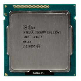 Процессор  Intel Xeon E3-1225V2 Ivy Bridge-H2 (3200MHz, LGA1155, L3 8192Kb) OEM