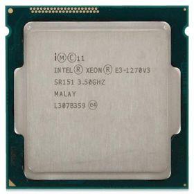 Процессор  Intel Xeon E3-1270V3 Haswell (3500MHz, LGA1150, L3 8192Kb)