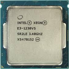 Процессор Intel Xeon E3-1230V5 Skylake (3400MHz, LGA1151, L3 8192Kb)