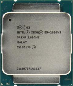 Процессор Intel Xeon E5-2660V3 Haswell-EP (2600MHz, LGA2011-3, L3 25600Kb)
