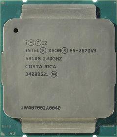 Процессор Intel Xeon E5-2670V3 Haswell-EP (2300MHz, LGA2011-3, L3 30720Kb)