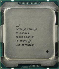 Процессор Intel Xeon E5-2650V4 Broadwell-EP (2200MHz, LGA2011-3, L3 30720Kb)
