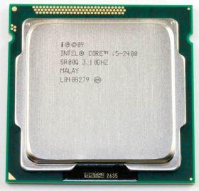 Процессор Intel Core i5-2400 Sandy Bridge (3100MHz, LGA1155, L3 6144Kb)
