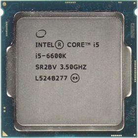 Процессор Intel Core i5-6600K Skylake (3500MHz, LGA1151, L3 6144Kb)