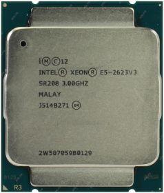 Процессор Intel Xeon E5-2623V3 Haswell-EP (3000MHz, LGA2011-3, L3 10240Kb)