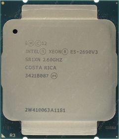 Процессор Intel Xeon E5-2690V3 Haswell-EP (2600MHz, LGA2011-3, L3 30720Kb)