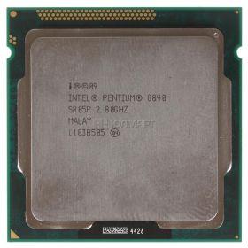 Процессор Intel Pentium G860 Sandy Bridge (3000MHz, LGA1155, L3 3072Kb)