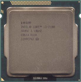 Процессор Intel Core i3-2100 Sandy Bridge (3100MHz, LGA1155, L3 3072Kb)
