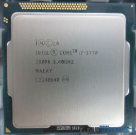 Процессор Intel Core i7-3770 Ivy Bridge (3400MHz, LGA1155, L3 8192Kb) OEM