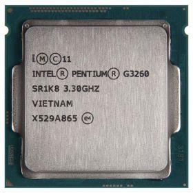 Процессор Intel Pentium G3260 Haswell (3300MHz, LGA1150, L3 3072Kb) OEM