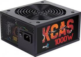 Блок питания  AeroCool KCAS-1000M  1000W 80+ Bronze
