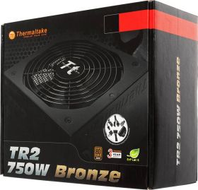 Блок питания Thermaltake  TR2 Smart TR-750P 750Вт  80+ Bronze