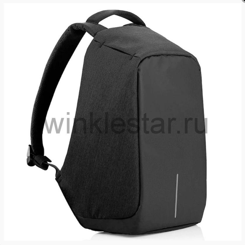 Рюкзак-антивор черный