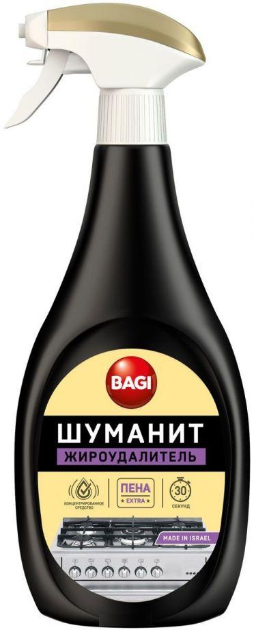 Баги Шуманит жироудалитель Extra пена, 400 мл
