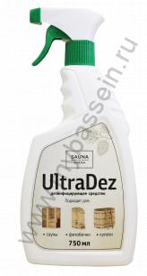 Дезинфицирующее средство ULTRADEZ, 750 мл
