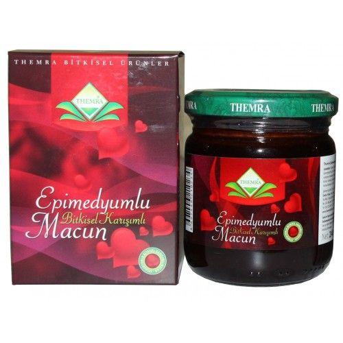 Epimedyumlu Macun Эпимедиумная паста (мощный афродизиак) скл2