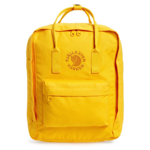 Рюкзак Fjallraven Re-Kanken Sunflower Yellow (142)
