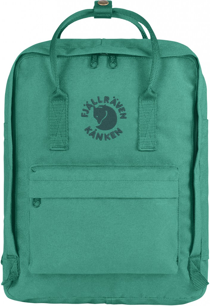 Рюкзак Fjallraven Re-Kanken (Emerald)