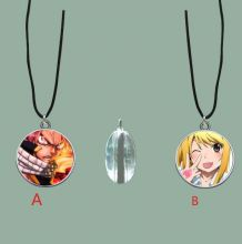 Кулон Хвост Феи / Fairy Tail two-sided necklace