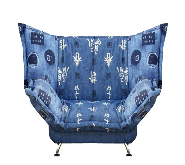Кресло с подушками Фрида