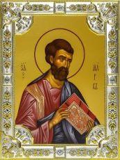 Марк, апостол (18х24), серебро