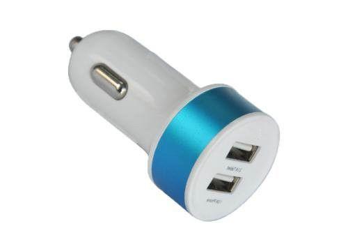 ЗУ в прикуриватель на 2 гнезда USB Орбита AV-334