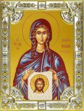 Вероника Праведная (18х24), серебро