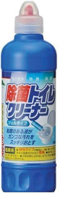 Чистящее средство Mitsuei для унитаза (с хлором)