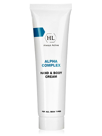 Holy Land Hand Body Cream Крем для рук и тела