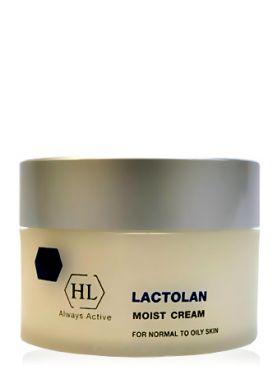 Holy Land Lactolan Увлажняющий крем для жирной кожи