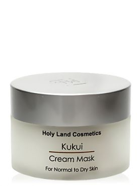 Holy Land Kukui Cream Mask for dry skin Питательная маска