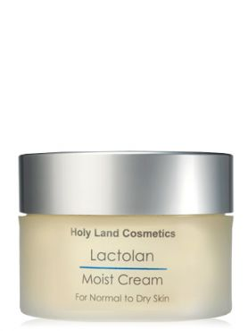 Holy Land Lactolan Увлажняющий крем для сухой кожи