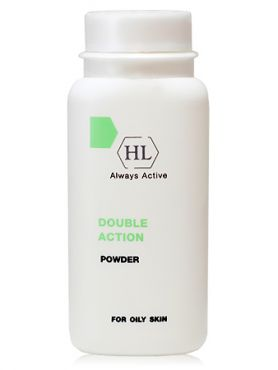 Holy Land Double Action Treatment Powder Защитная пудра