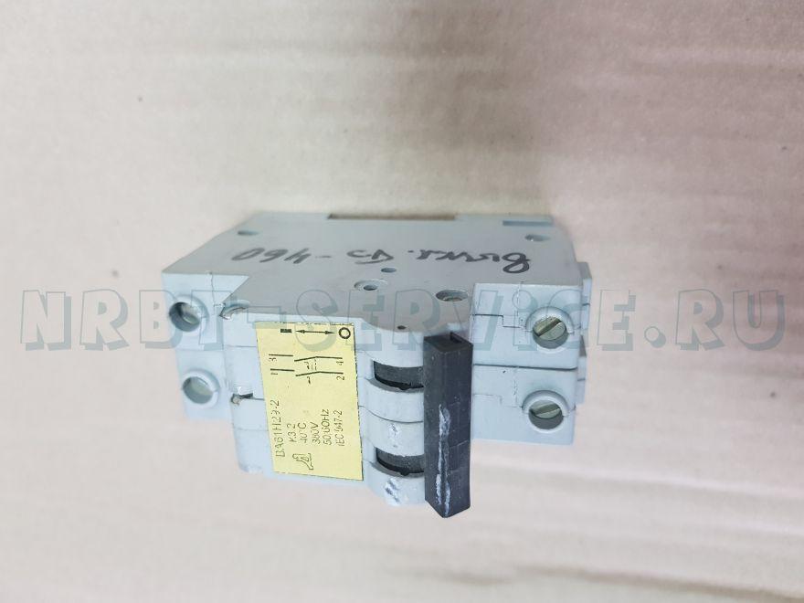 Выключатель автомат ВА 61 Н29 ( Бирюса-460), ,