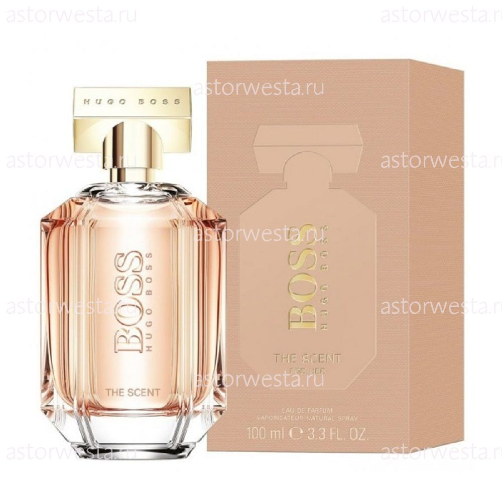 Парфюмерная вода Hugo Boss Boss the scent for her, 100 мл (ПОД ЗАКАЗ)