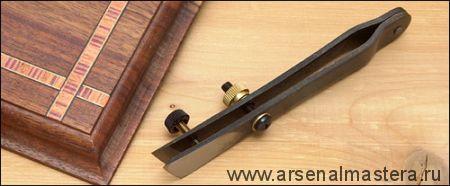 Специальный нож для инкрустации с двойным лезвием 146 мм Miki Tool М00004883