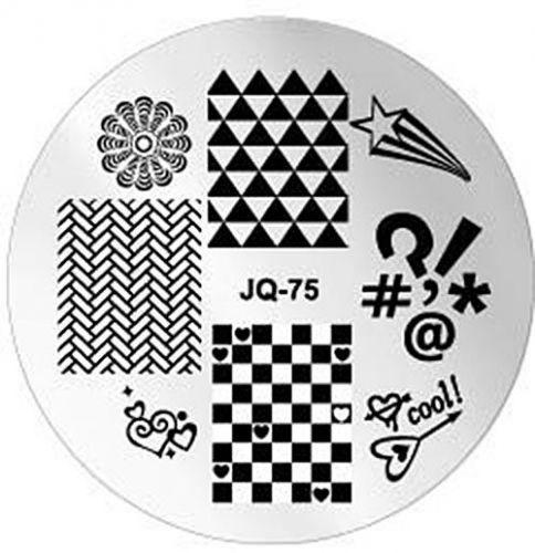 Диск для стемпинга JQ-75