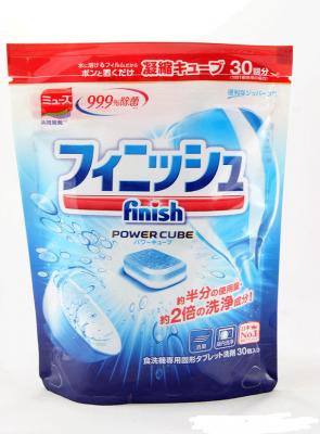 Finish Japan Таблетки для посудомоечных машин в мягкой упаковке